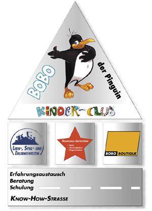 Pinguin BOBO's KINDER-CLUB© | Philosophie